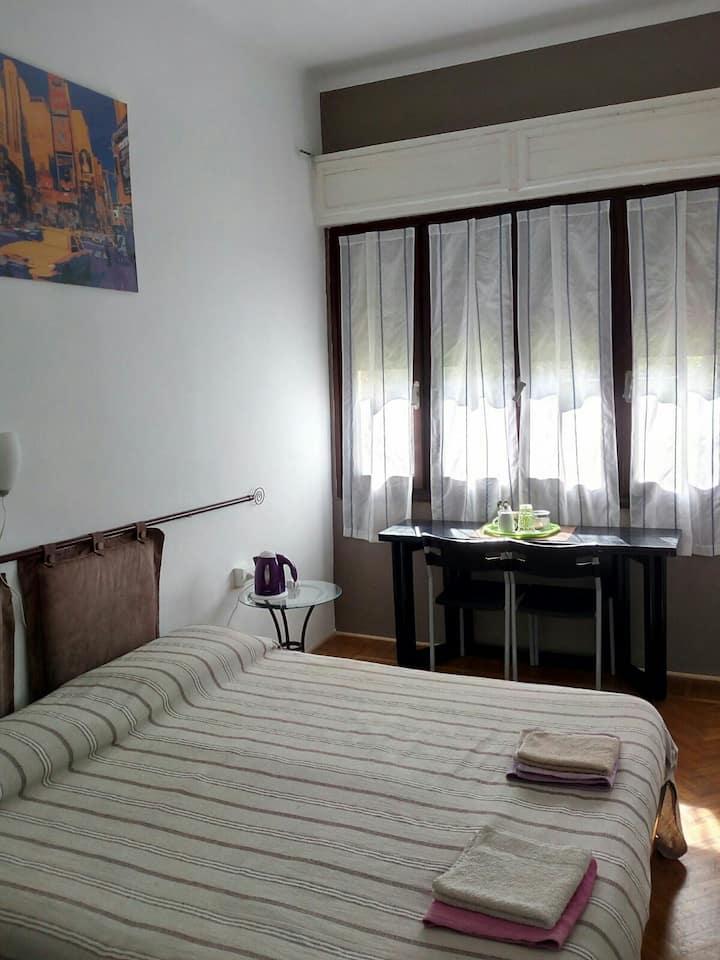 Home B&B Allioli - room shared bath
