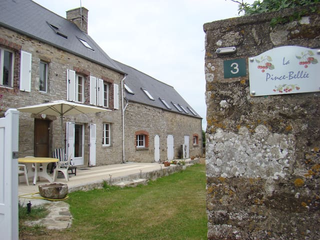 Normandy, between land and sea. - Les Moitiers-d'Allonne - House