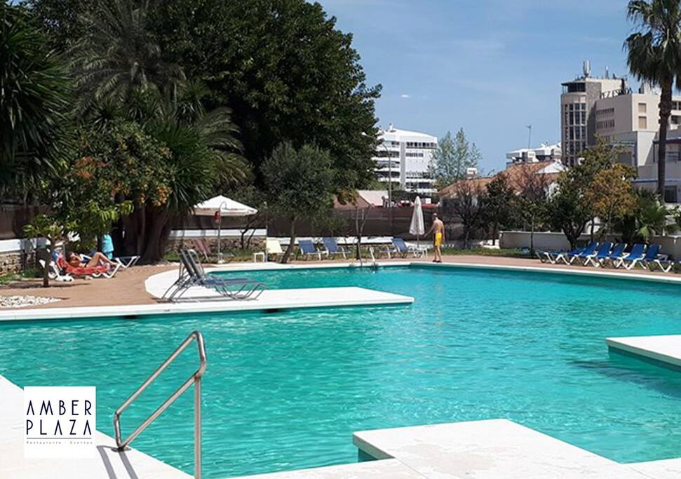 PISCINA - AMBER PLAZA