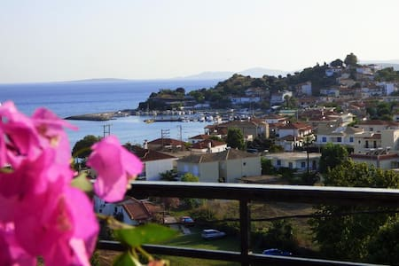 2studios with an astonishing view near the beach - Foinikounta - Otros