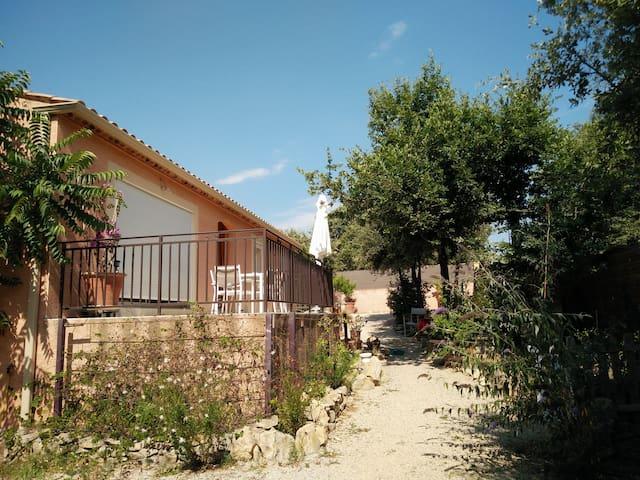 Villa de charme - Quissac - Huvila