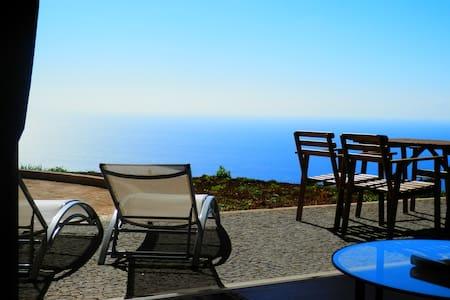 Casa Sidra_Calme_Panorama Océanique - Prazeres