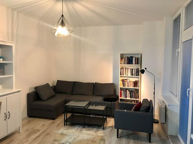 Cozy apartment in Banská Bystrica, Sasova
