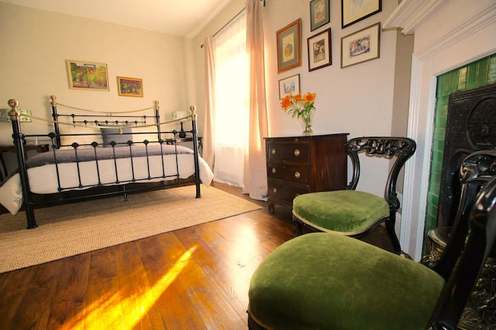 Castle Hill House B&B - Gorgeous King Double - Kington - Penzion (B&B)
