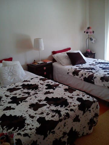 City center privet room up to 4 pax - Fátima - Apartamento
