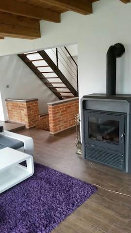 Gemütlicher Luxus im Grünen - Chrastavice - Dům