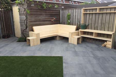Spacious family home (with garden) - 아른헴(Arnhem)