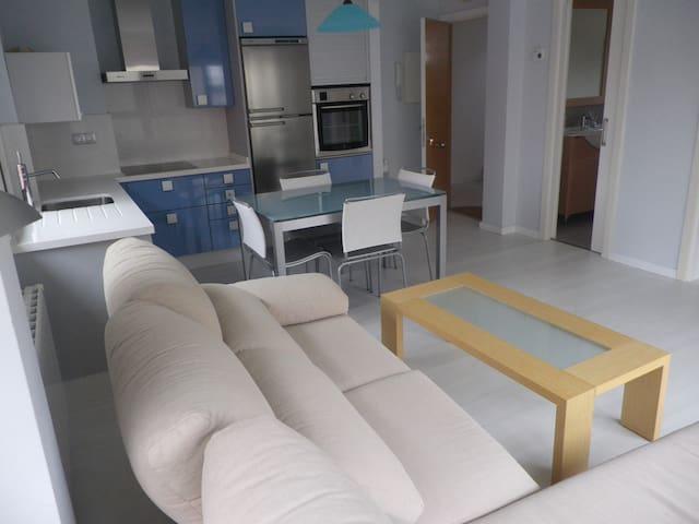 APARTAMENTO MAR AZUL: CASA PILAR - Miño  - Lägenhet