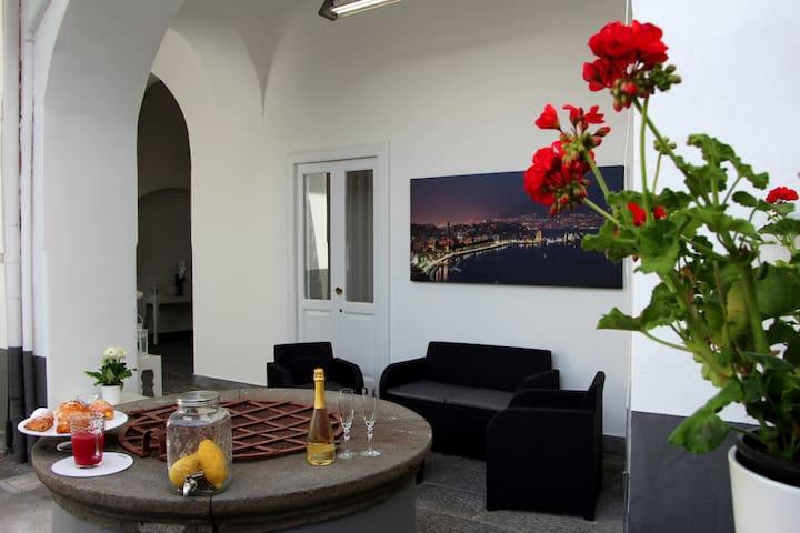 Giardino Del  Vesuvio