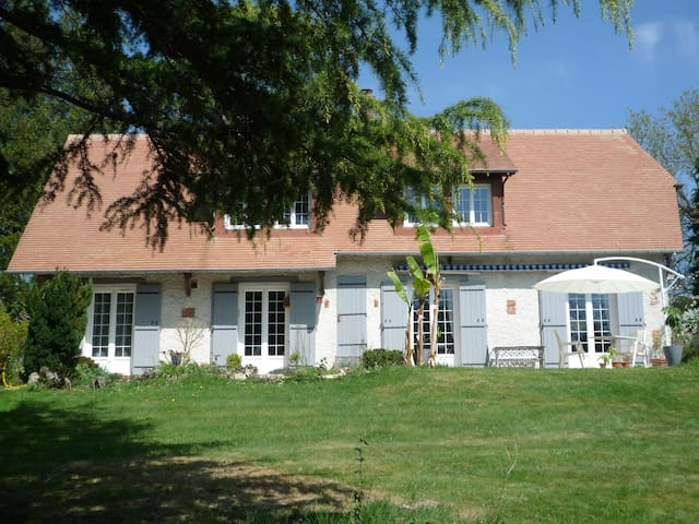 les nénuphars - Saint-Hymer - Bed & Breakfast