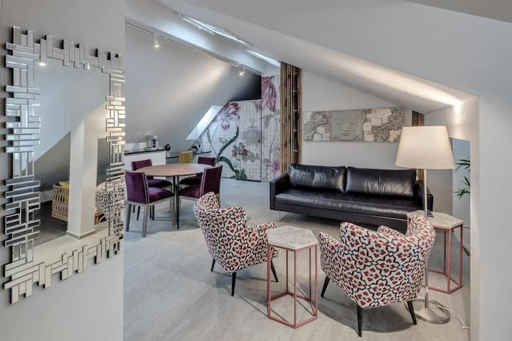 Business Suite The Residence la Cittadella, Baden