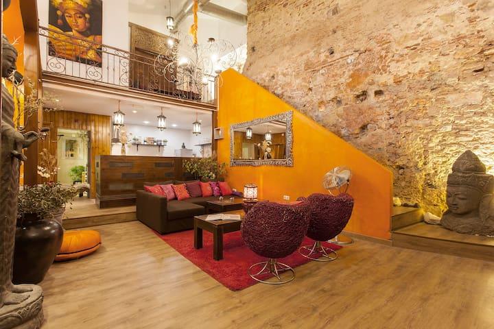 EXCEPTIONAL LOFT - Lisbonne - Loft