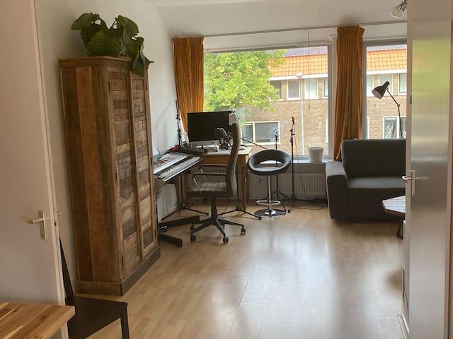 Mooi appartement. Nabij centrum van Groningen.