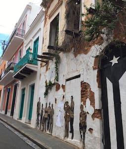 Hidden Historic Fairy Tale  @ Old San Juan - San juan