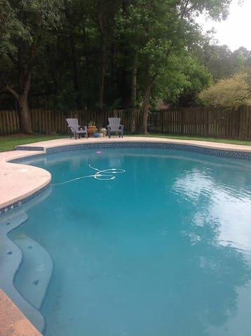 Inviting modern pool home! - Orange Park - Hus