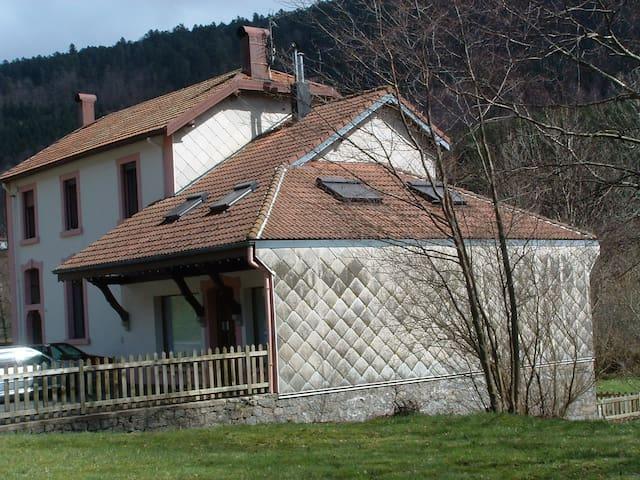 Appartement tout confort dans un hameau au calme - La Bresse - Apartament