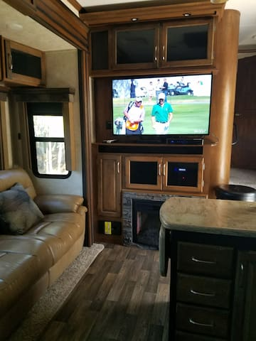 Sleep in our 2016 RAPTOR RV in Bonita Springs