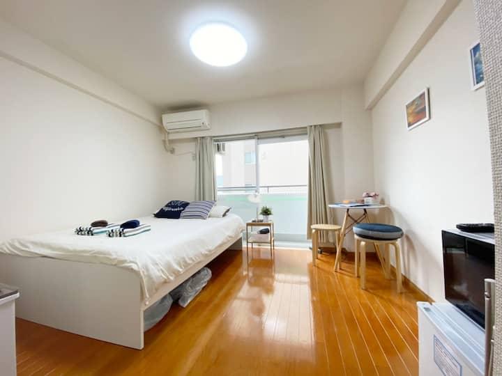 Shinjuku area/20㎡/relax room/long stay #15