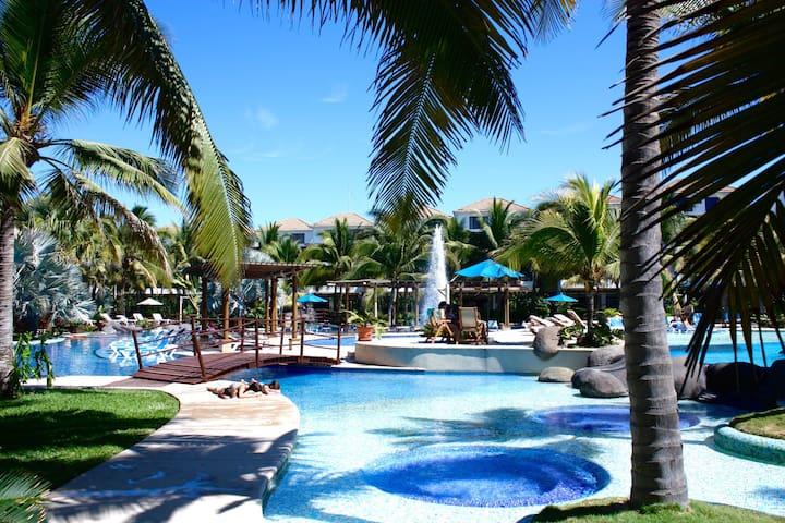 Ideal para familias en Villa los Cabos - Finca Alta Vista - Villa
