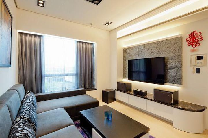 【Taipei 101 View】New Year Double Rm - Yonghe District - Appartement