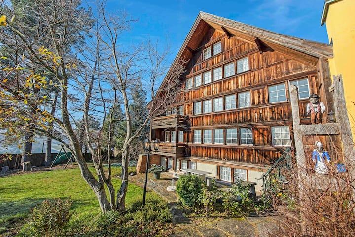 Exklusives Wohlfühlhaus im Appenzellerland