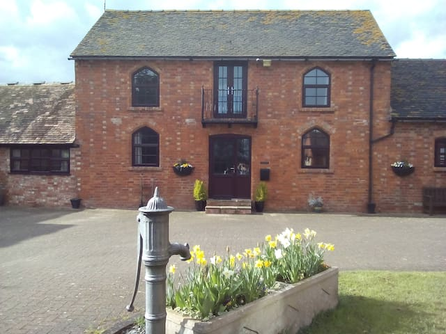 The Granary, Napton Fields Holiday Cottages - Southam - Ev