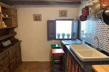 Ivy Cottage Kitchen