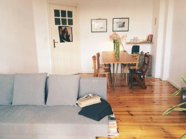 Wonderful flat in Berlin Mitte
