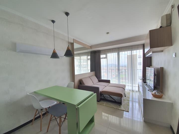 Brand New 2BR Apartment next to Tol Pasteur Bdg