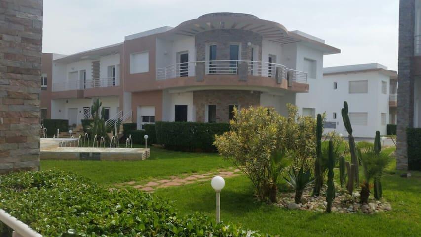Appartement Residence balnéaire - Bir Jdid - Lägenhet