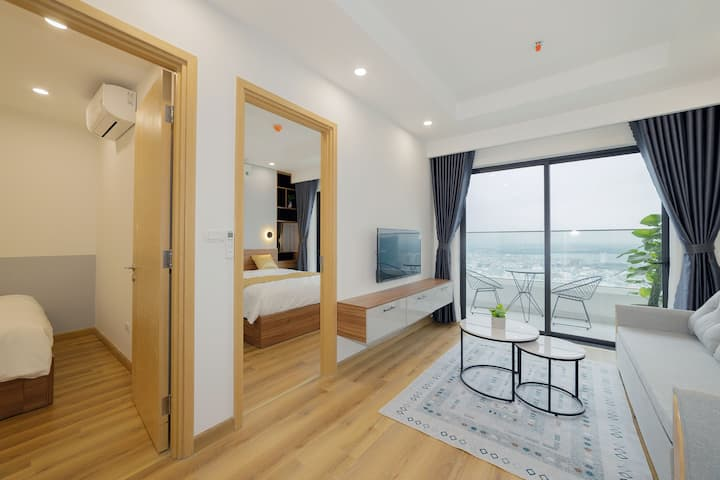 2-Bedroom Lagoon-View Apt. at Pullman Quy Nhon