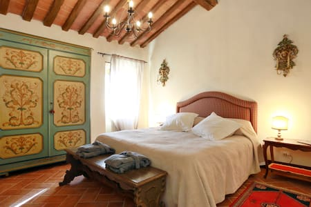 Loggia del Centone - Camera Verde - Bed & Breakfast