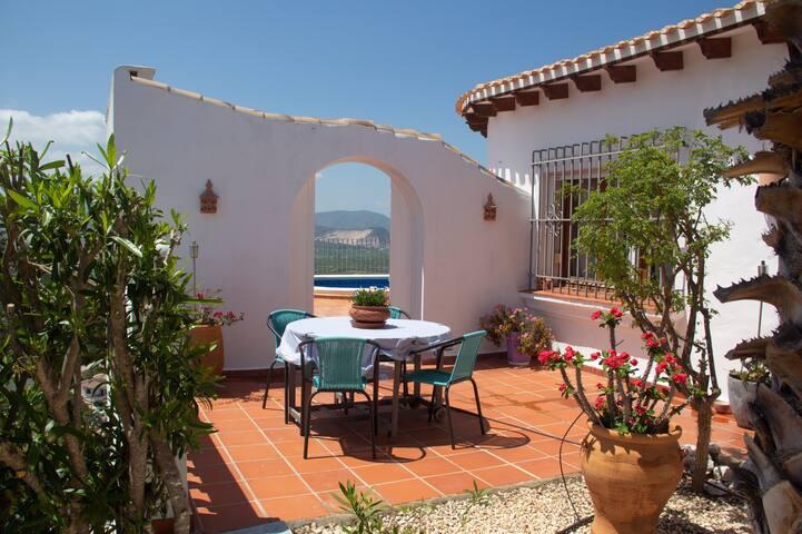 Villa Belvedere (Monte Pego) Valencia - SPAIN