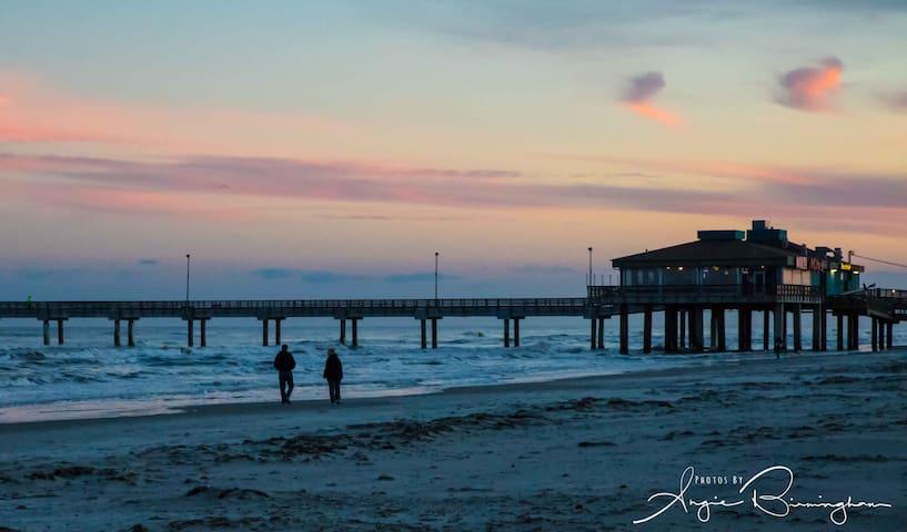 Cozy Beach Condo - Corpus Christi - Condominium
