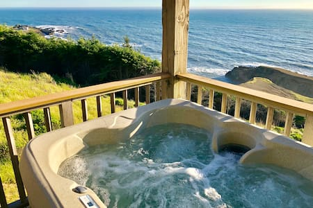 Incredible Ocean View, Shelter Cove, Oceanfront!