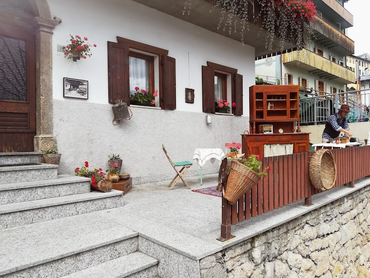 Civico 10 Dolomiten zwischen Venetien & Südtirol