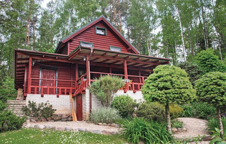Holiday cottage with 3 bedrooms on 94m² in Barczewo