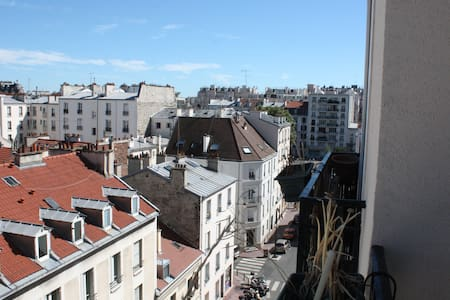 50m2 à 15 min du centre de Paris - Saint-Mandé