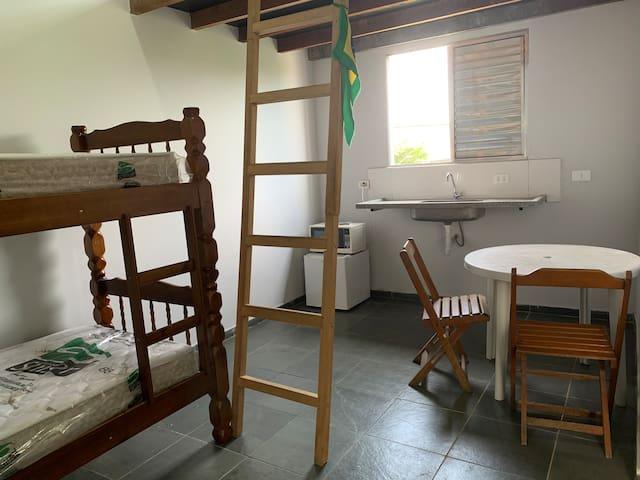 Studio Novíssimo em Santos