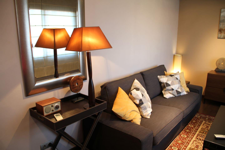 Apartment Top Ramblas - Wi-Fi 100 Mbps