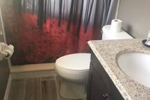 back bathroom