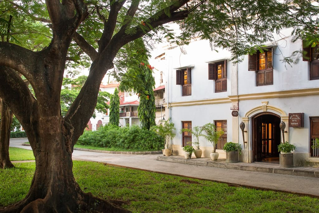 Beyt al salaam 1 flavour of stone town boutique hotel for Boutique hotel zanzibar stone town