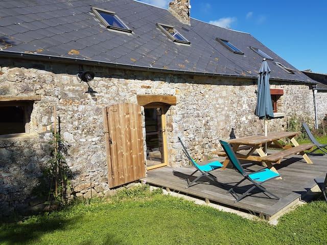 Gite de charme dans le Cotentin entre Terre et Mer - Saint-Sauveur-le-Vicomte - Nature lodge