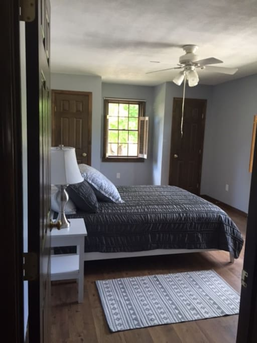 Two Bedrooms with Queen Beds