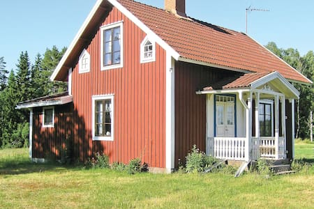 Former farm house with 2 bedrooms on 95m² in Ramkvilla