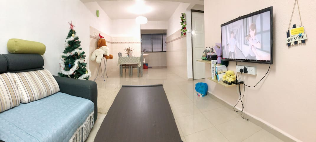 Comfy stay in heart of Penang-Georgetown