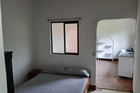 Apartaestudio en Santágueda