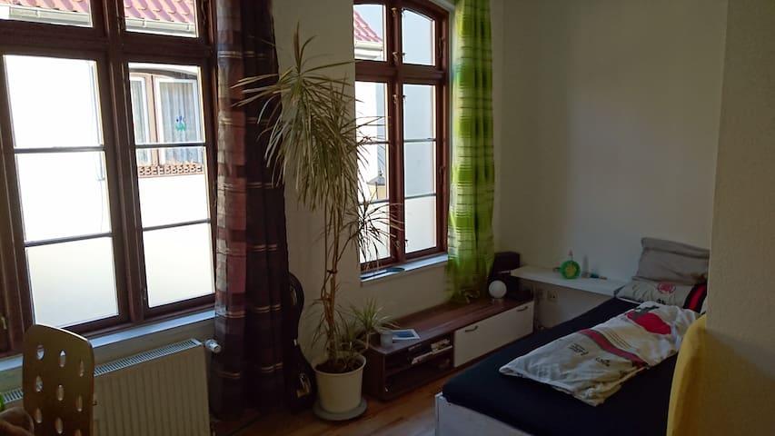 in Sichtweite vom alten Hafen, im Altstadtkern - Wismar - Appartement