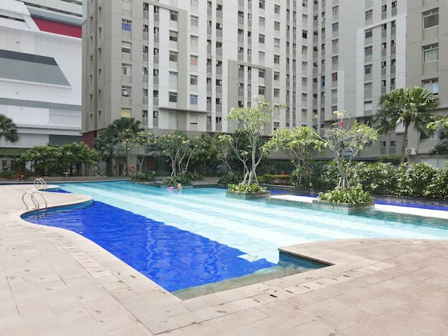 PROMO - 2 Bedroom Seaside Apartment North Jakarta - Penjaringan - Byt
