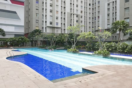 PROMO - 2 Bedroom Seaside Apartment North Jakarta - Penjaringan - อพาร์ทเมนท์